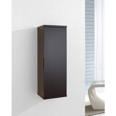 Buy Virtu USA Burrell 14 Inch Vanity Side Linen Cabinet in Espresso on sale online