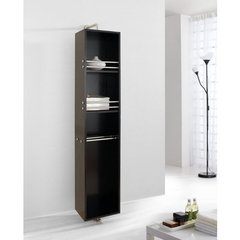 Buy Virtu USA Marcel 14 Inch Vanity Side Linen Cabinet in Espresso on sale online