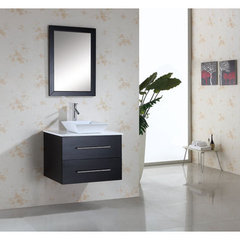 Buy Virtu USA Marsala 29.5 Inch Single Sink Bathroom Vanity Set on sale online