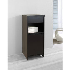 Buy Virtu USA Raynard 16 Inch Vanity Side Linen Cabinet in Espresso on sale online