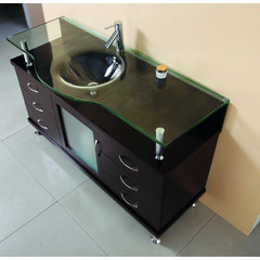 Buy Virtu USA Vincente 48 Inch Drawer Single Sink Bathroom Vanity  on sale online