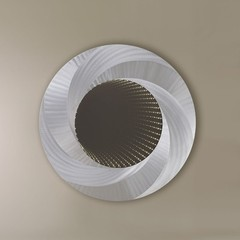 Buy NOVA Lighting Vortex Infinity 42 Inch Round Wall Mirror w/ Light on sale online