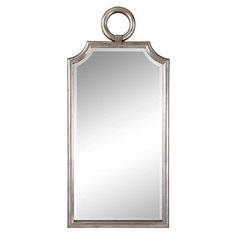 Buy Cooper Classics Wilshire 52x24 Mirror in Brushed Nickel on sale online