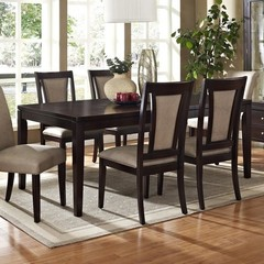 Buy Steve Silver Wilson 60x42 Dining Table in Espresso on sale online
