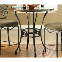 Buy Steve Silver Wimberly 36 Inch Round Counter Height Table on sale online