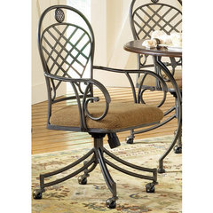 Buy Steve Silver Wimberly Welded Arm Chair on sale online