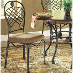 Buy Steve Silver Wimberly Welded Side Chair on sale online