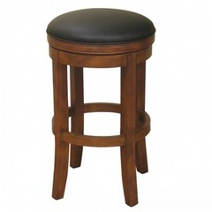 Buy American Heritage Winston 30 Inch Barstool in Amaretto on sale online