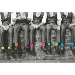 Buy Yosemite Home Decor Groomsmen 47x32 Rectangular Wall Art on Glass on sale online