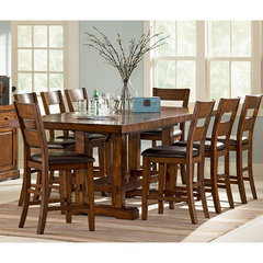 Buy Steve Silver Zappa 9 Piece 72x44 Counter Height Set on sale online