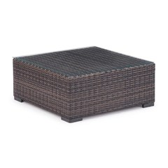 Buy Zuo Modern Bocagrande 28x28 Square Coffee Table in Brown on sale online