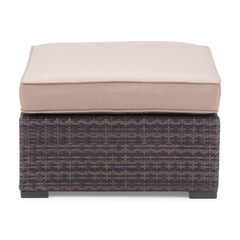 Buy Zuo Modern Bocagrande Modern Ottoman in Brown on sale online