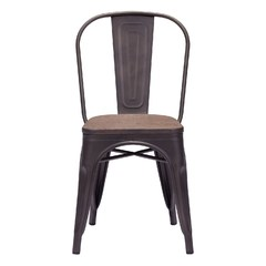 Buy Zuo Modern Elio Modern Dining Chair in Rustic Wood on sale online