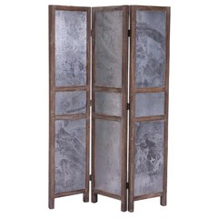Buy Zuo Modern Strauss Rustic Wall Divider in Distressed Tin on sale online