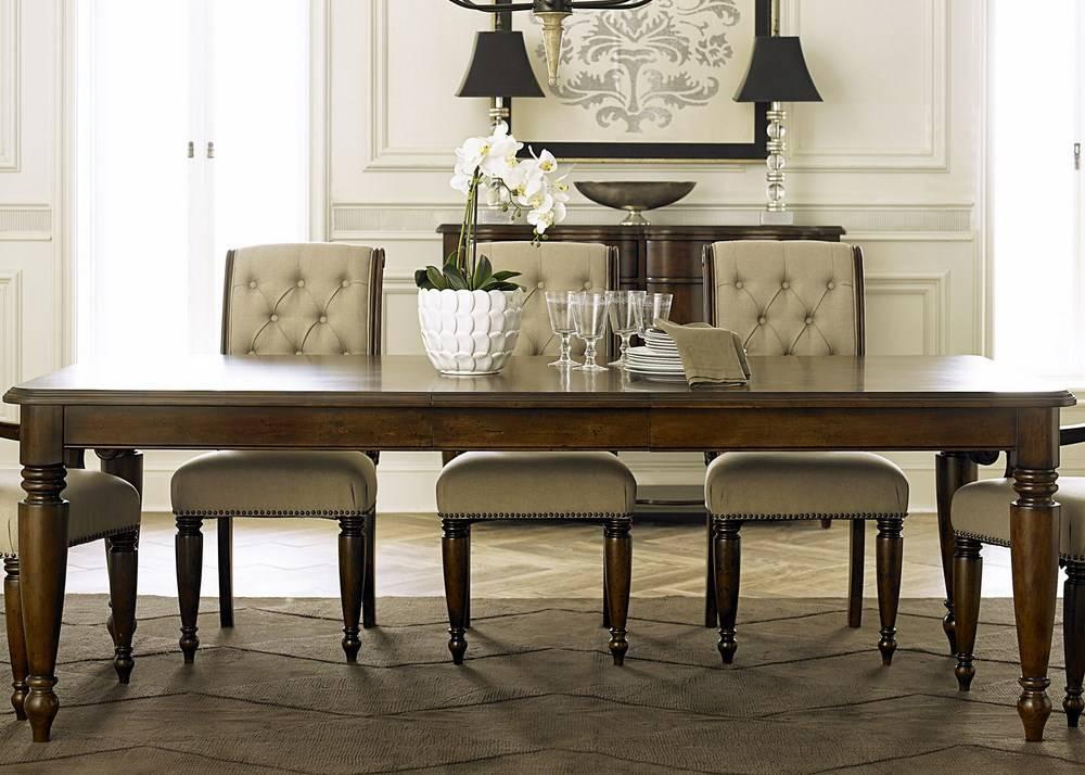 Liberty Furniture Cotswold 10 Piece 90x42 Rectangular Dining Room Set ...